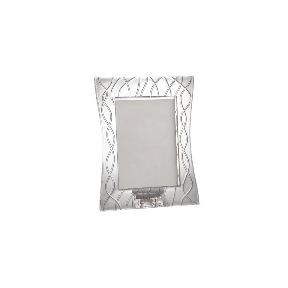 Nambe Motus Crystal 5 by 7 Vertical Frame