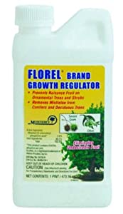 Monterey Florel Fruit Tree & Shrub Growth Regulator -Pint LG4100