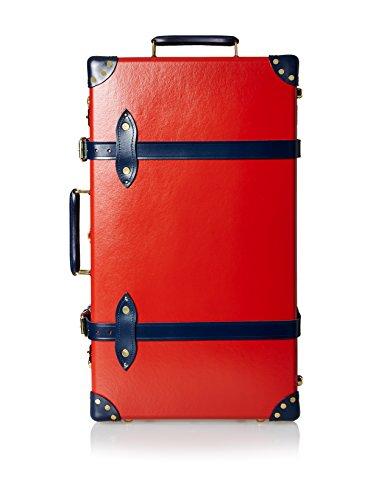 Globe-Trotter 26'' Centenary Trolley Case, Red/Navy