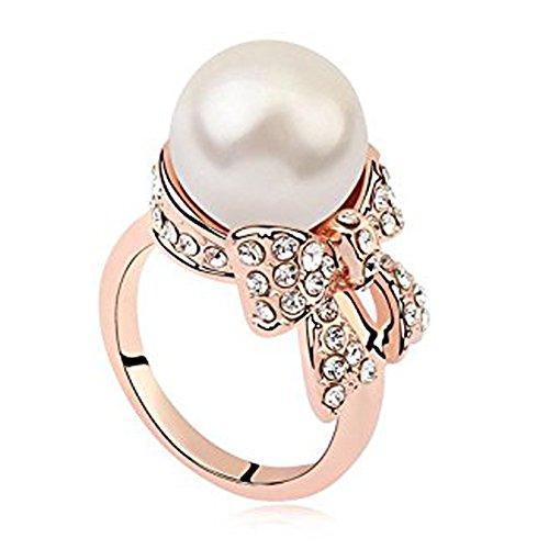 tresor-depot-anello-placcato-oro-con-perla-swarovskielement-nuovo-consegna-gratuita-colore-perla-col