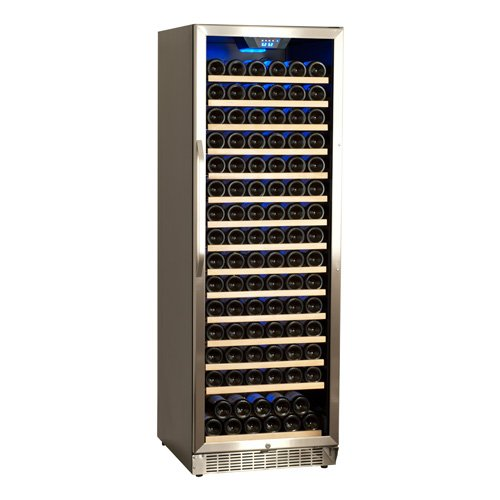 166-Bottle EdgeStar Built-In Compressor Wine Refrigerator