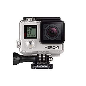 【国内正規品】 Go Pro ウェアラブルカメラ HERO4 ブラックエディション アドベンチャー CHDHX-401-JP