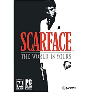 415qOFLD8EL. AA300  Download Scarface The World Is Yours 2006   Jogo PC