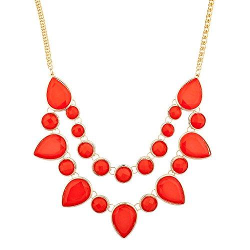 lux-accessoires-orange-cercles-et-diamants-collier-plastron