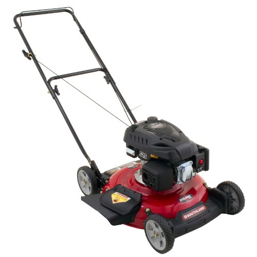 Southland SM2110 139cc Push Lawn Mower with OHV Engine, 21-Inch picture