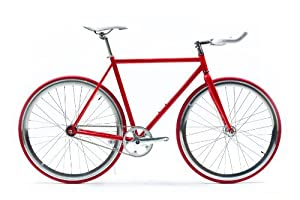 State Bicycle Co. - Samurai 2.0- Fixed Gear Bike 55 cm