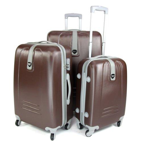 Koffer 3er Set Hartschalenkoffer Reisegepäck