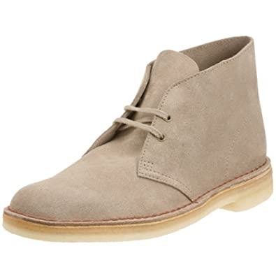 Brilliant Amazon.com Clarks Womenu0026#39;s Desert Boot Taupe Distressed/Blue Crepe 11 M US Shoes
