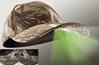 Panther Vision Realtree Camo Powercap with 6 LED Lights by Panther Vision