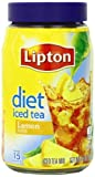 Lipton Lipton Diet Iced Tea Mix, Lemon, 15 Quart, 4.4Ounce (Pack of 2), Garden, Lawn, Maintenance