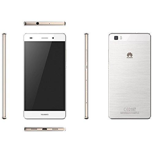 Huawei SIMフリースマートフォン P8 lite (ホワイト) ALE-L02-WHITE