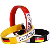 DEU Armband 3`Set SRG Deutschland Germany WM 2014