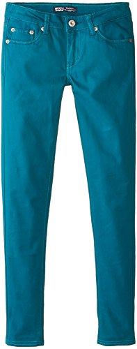 Levi's Big Girls' Marisa Super Soft Denim Legging, Harbor Blue, 10