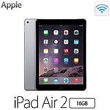 Apple iPad Air 2 Wi-Fiモデル 16GB MGL12J/A アップル アイパッド エアー 2 MGL12JA スペースグレイ