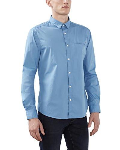 ESPRIT Camisa Hombre 106ee2f042 - Basic