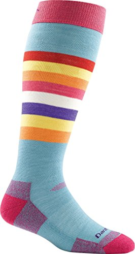 Darn Tough Shortcake Ultra Light OTC Sock - Women's Strawberry Small