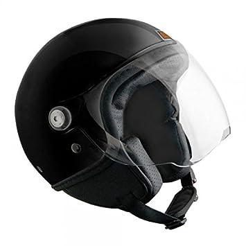 Origine helmets 201583010100007 Casque Mio, Taille : XXL,  Noir