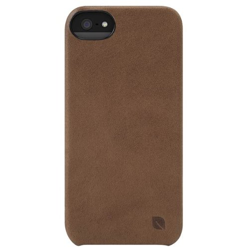 incase Leather Snap Case for iPhone 5 Brown ES89053 レザースナップケース 茶色 ブラウン  アイフォン5