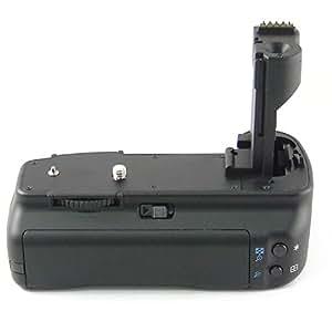 Poignée d'Alimentation Batterie Grip DynaSun E2N pour Appareil Photo Canon EOS 50D 40D 30D 20D BG