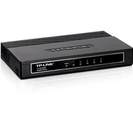 TP-LINK TP-Link Switch Gigabit Eco-Green 5 x 10/100/1000