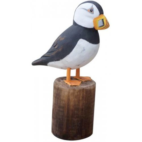 Puffin Wooden Ornament - 20cm