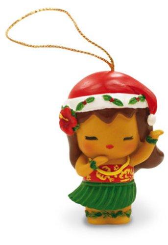 Hawaiian Christmas Ornament Island Yumi Aloha