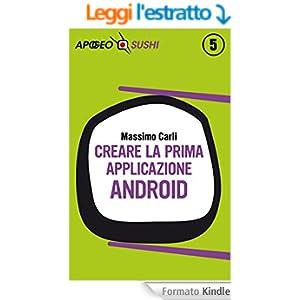 Creare la prima applicazione Android (Sushi)