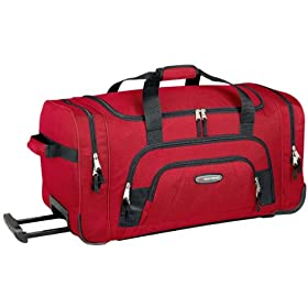 High Sierra Wheeled Duffel – 30″ Travel Duffles