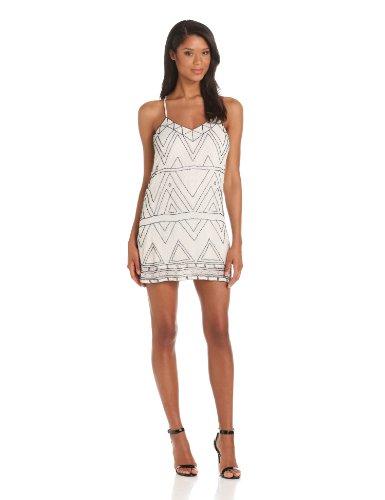 Parker Women's Finn Dress, Ivory, X-Small