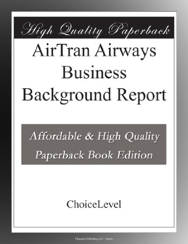 airtran-airways-business-background-report