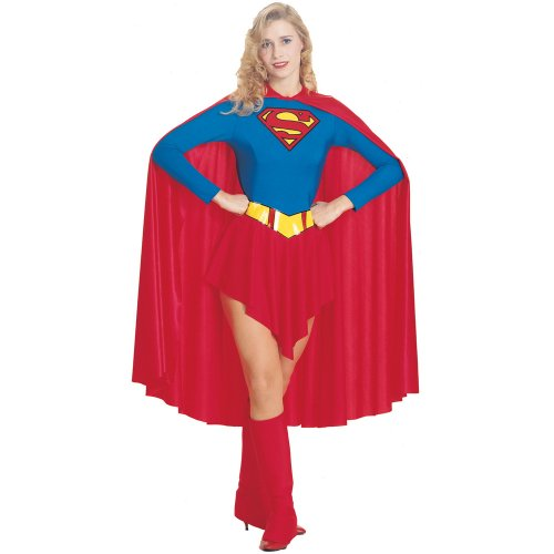 Rubies Costumes Women's Supergirl Adult Costume