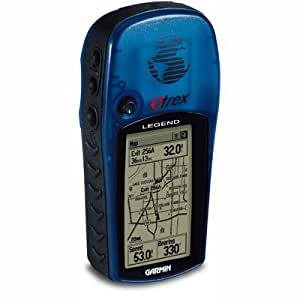 etrex 12 channel gps instructions
