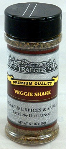 Traeger Grill Veggie Shake - 5.5 Oz.