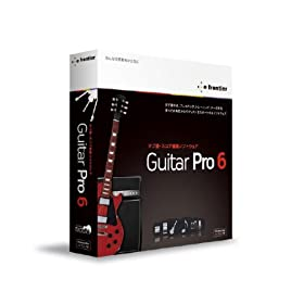 �C�[�t�����e�B�A Guitar Pro 6