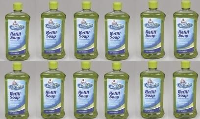 Mr Clean Car Wash Soap (20 Oz Size) Lot of 12