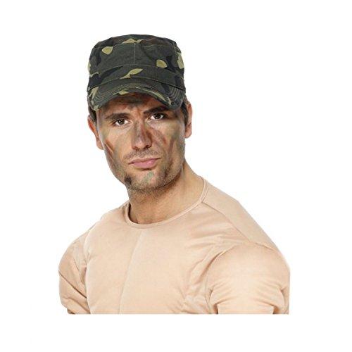 GSG Army Makeup Costume Makeup Adult Teen Halloween (Little Red Riding Hood Halloween Costume Teenager)