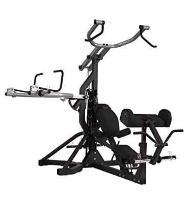 Body Solid Sbl460 Powerlift Freeweight Leverage Gym from Body-Solid