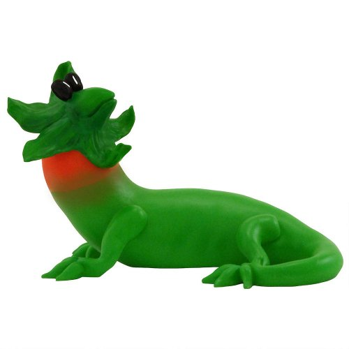 Home Grown from Enesco Bearded Chili Pepper Lizard Figurine 2.5 IN