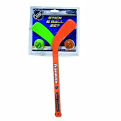 Buy Franklin Sports NHL Player Stick and Ball Set by Franklin