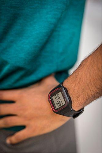 garmin forerunner 25 montre de running connect e avec ceinture cardio fr quencem tre. Black Bedroom Furniture Sets. Home Design Ideas