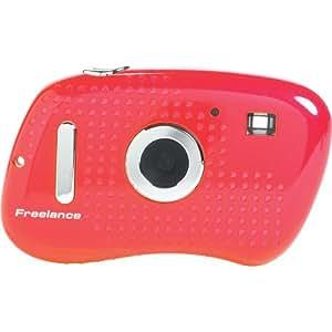 Vivitar Freelance 3-in-1 Digital Camera - Red