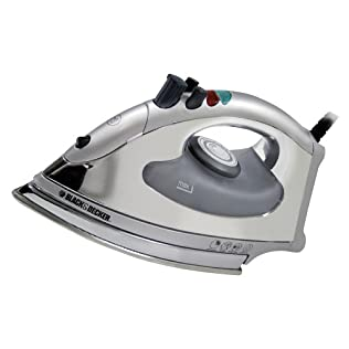 Black & Decker Steam Advantage Variable Steam Iron