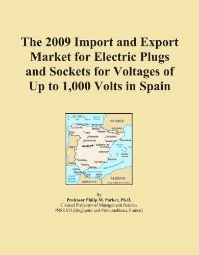 The 2009 Import And Export Market For Electric Plugs And Sockets For Voltages Of Up To 1,000 Volts In Spain