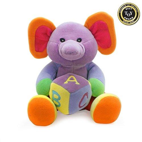 Ellie the Elephant Musical Plays A-B-C's - 1