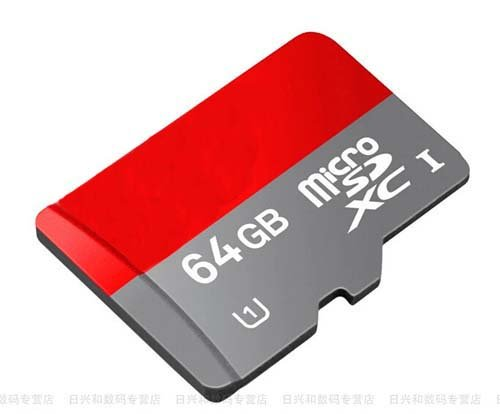 Find Cheap 64GB UHS-I/Class 10 Micro SDXC Memory Card Up to 48MB/s With Adapter& USB CARD READER