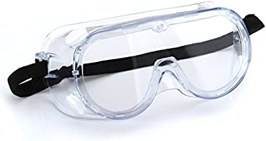 3M 1621 Chemical Protection Safety Goggles, Pack of 1