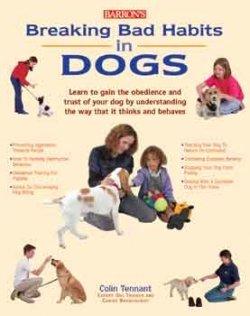 Barrons Books Breaking Bad Habits in Dogs