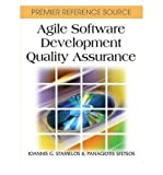 img - for [(Agile Software Development Quality Assurance )] [Author: Ioannis G. Stamelos] [Feb-2007] book / textbook / text book