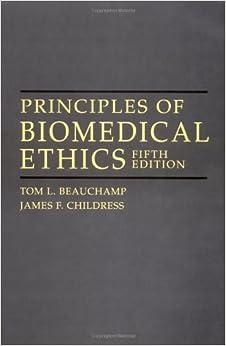 The good edition 5th morality life and pdf