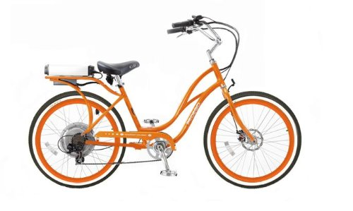 Pedego Step-Through Cruiser Electric Bike